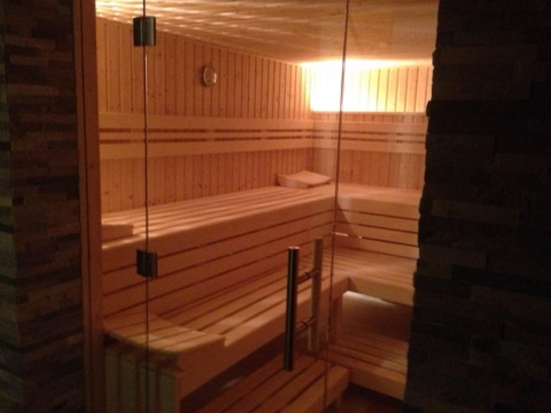 Sauna Iphone